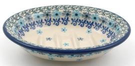 Bunzlau Soap Dish Oval Garland