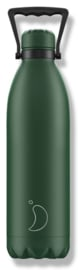 Chilly's Drink Bottle / Thermos Jug 1,8 l Matt Green