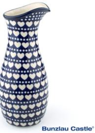 Bunzlau Carafe 1320 ml Blue Valentine