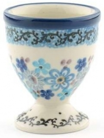 Bunzlau Egg Cup Springtime