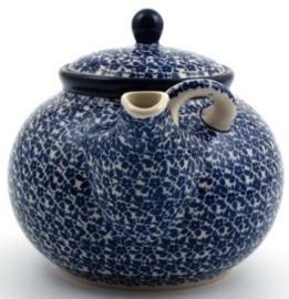 Bunzlau Teapot 2000 ml Indigo