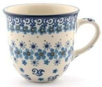 Bunzlau Tulip Mug 340 ml Autumn Breeze