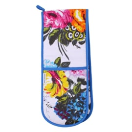 Ulster Weavers Double Oven Glove Amrapali Peony -Designers Guild-