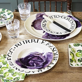 Emma Bridgewater Veg Garden Sprouts Medium Oblong Plate