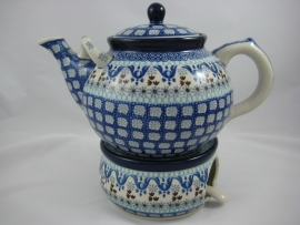 Bunzlau Teapot 2 l Marrakesh
