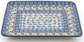 Bunzlau Tray Large 27,5 x 21,5 cm Seville