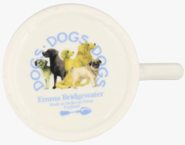 Emma Bridgewater Black Labrador 1/2 Pint Mug -zonder halsband-