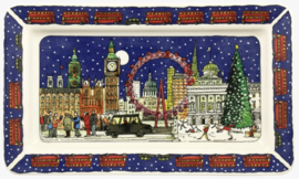 Emma Bridgewater London At Christmas Medium Oblong Plate