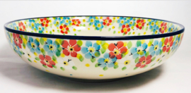 Bunzlau Serving Bowl 1250 ml Ø:22,5 cm June -Limited Edition-