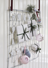 GreenGate Advent calendar white