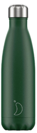 Chilly's Drink Bottle 500 ml Matte Green