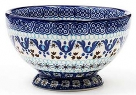 Bunzlau Bowl on Foot 630 ml Marrakesh