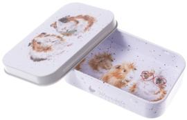 Wrendale Designs 'The Trendsetter' mini gift tin