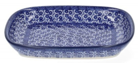 Bunzlau Tray Small 15 x 18,5 cm Midnight Blue