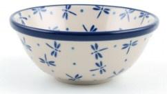 Bunzlau Bowl 12,5 cm Dameselfly