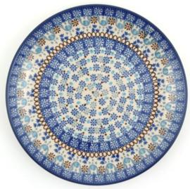 Bunzlau Plate 25,5 cm Seville