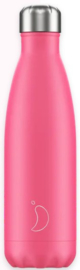 Chilly's Drink Bottle 500 ml Neon Pink
