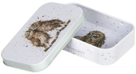 Wrendale Designs 'Birds of a Feather' mini gift tin
