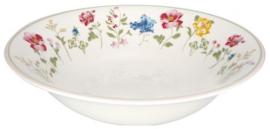 GreenGate Salad Bowl Thilde white -stoneware-