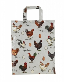 Ulster Weavers PVC Medium Bag Chicken & Egg