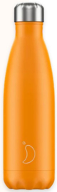 Chilly's Drink Bottle 500 ml Neon Orange