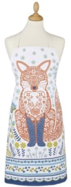 Ulster Weavers Cotton Apron Woodland Fox