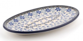 Oval Cookie Dish 1301