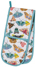 Ulster Weavers Double Oven Glove Butterfly House