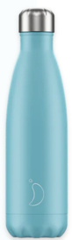 Chilly's Drink Bottle 500 ml Pastel Blue