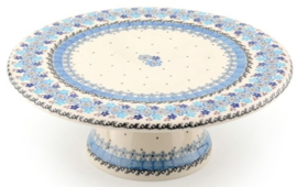 Bunzlau Cake Stand 28,5 cm Springtime