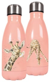 Wrendale Designs 'Flowers' Small Water Bottle 260 ml