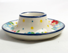 Bunzlau Egg Cup Flat June -Limited Edition-
