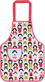 Ulster Weavers PVC Childs Apron Geisha