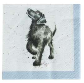 Wrendale Designs Cocktail Napkins Walkies