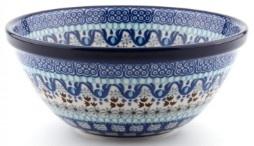 Bunzlau Bowl 19,5 cm Marrakesh