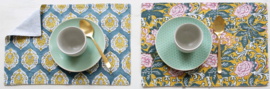 Rozablue Placemat Butter Flower