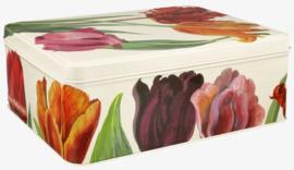 Emma Bridgewater Tulips Rectangular Tin