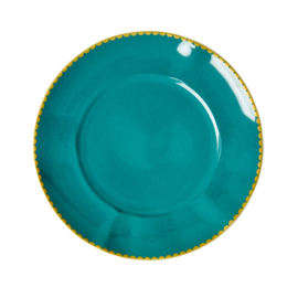 Rice Porcelain Lunch Plate - Jade