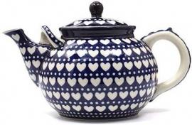 Bunzlau Teapot 2 l Blue Valentine
