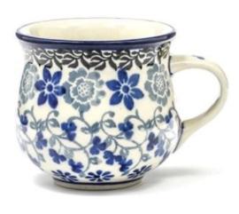 Bunzlau Farmers Mug Espresso 90 ml Belle Fleur