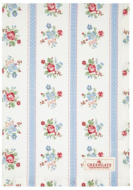 GreenGate Tea Towel Evie white