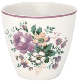 GreenGate Latte Cup Marie dusty rose -stoneware-