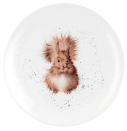 Wrendale Designs Lunch Plate Squirrel