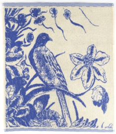 Bunzlau Kitchen Towel Delfs Blue Bird Royal Blue