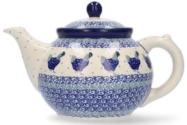 Bunzlau Teapot 1,3 l Chicken -Limited Edition-