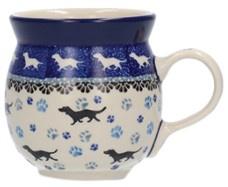 Bunzlau Farmers Mug 240 ml Dog -Limited Edition-