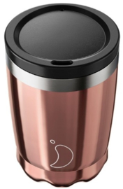 Chilly's Coffee Cup 340 ml Rose Gold