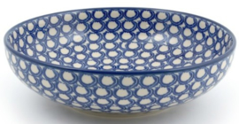 Bunzlau Serving Bowl 22,5 cm Pearls