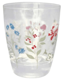 GreenGate Water Glass Thilde white
