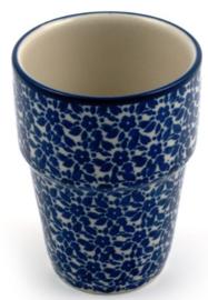 Bunzlau Milk Mug 240 ml Indigo